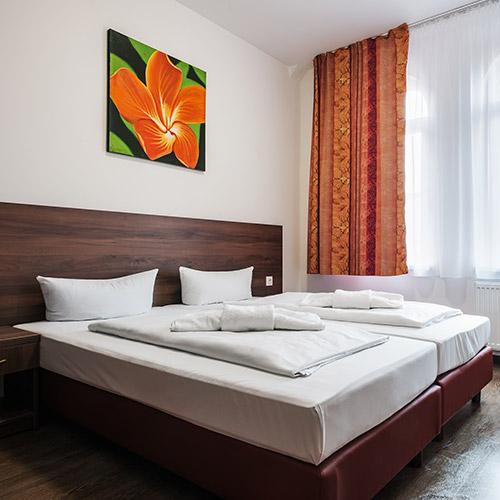 Queens Park Hotel Berlin Website