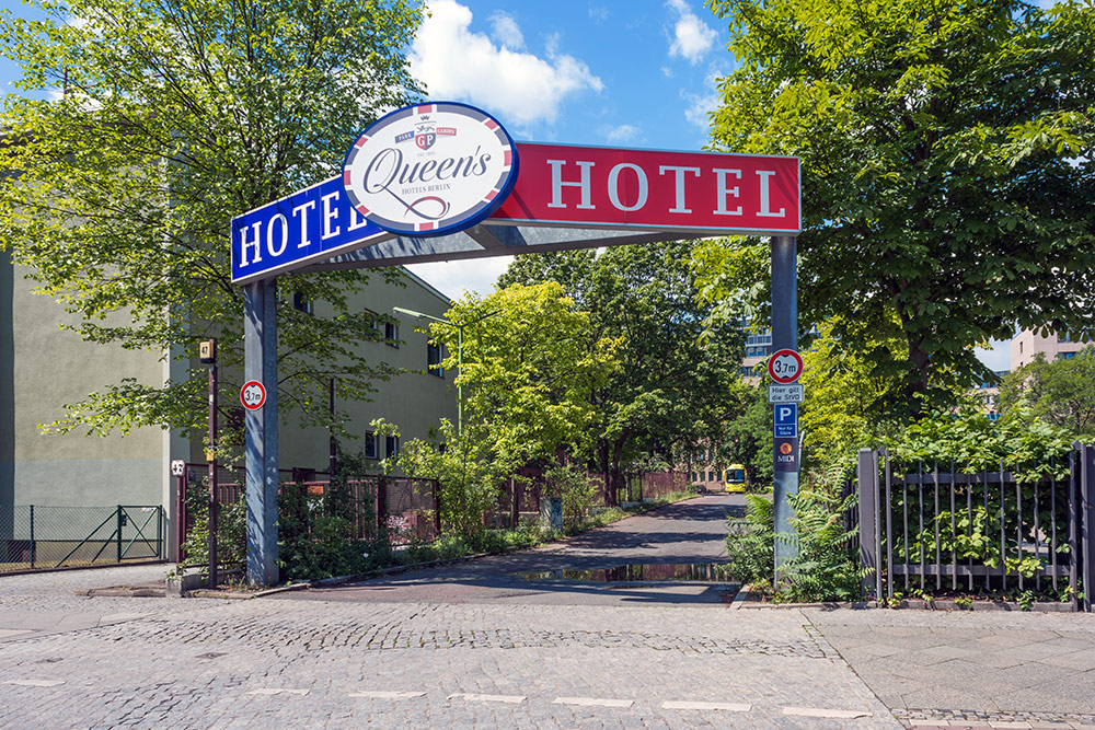 Hotel Queens Garden Berlin