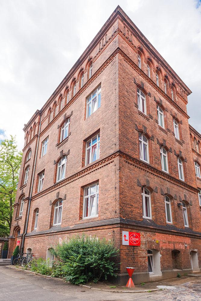 Berlin Hotel Bongard